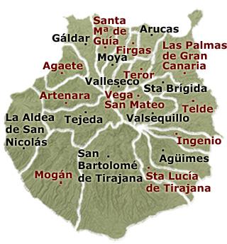 Tourist Guide to Gran Canaria Canary Islands