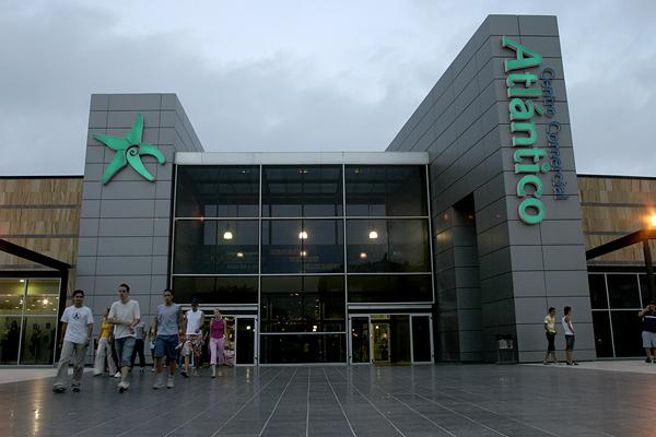 Centros comerciales en gran canaria excursiones y centros - Centro nacional del vidrio ...
