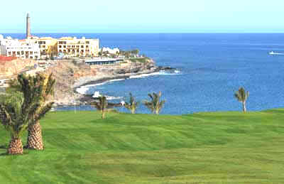 Campo golf Gran Canaria - Canarias