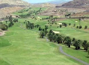 Campo de Golf el Salobre, Gran Canaria, Canarias