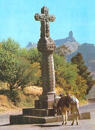 Cruz, Cruces Gran Canaria