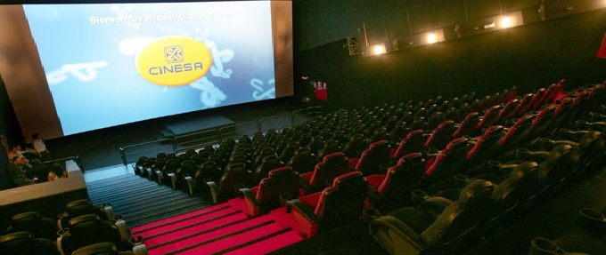Cines En Gran Canaria Las Palmas Cartelera