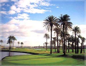 Golf en Gran Canaria, Islas Canarias